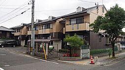 福岡県太宰府市観世音寺2丁目の賃貸アパートの外観