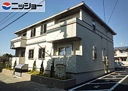 スターダスト・ヒルズ サウス[1階]の外観