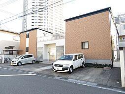 埼玉県さいたま市中央区上落合2丁目の賃貸アパートの外観