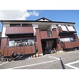 奈良県北葛城郡広陵町三吉の賃貸アパートの外観
