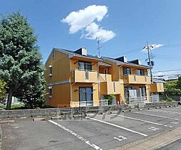 京都府京都市西京区松尾井戸町の賃貸アパートの外観