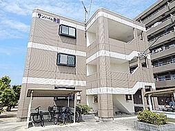 サンハイム駒田[3階]の外観
