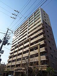 エステムコート梅田・天神橋リバーフロント[9階]の外観