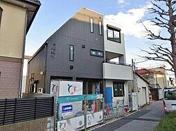東京都江戸川区南小岩5丁目の賃貸アパートの外観