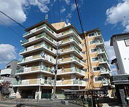 京都府京都市西京区松室河原町の賃貸マンションの外観