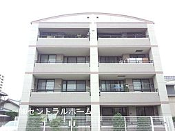 大阪府堺市北区蔵前町2丁の賃貸マンションの外観
