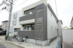 愛知県名古屋市守山区鳥神町の賃貸アパートの外観