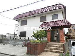 東京都三鷹市牟礼3丁目の賃貸マンションの外観