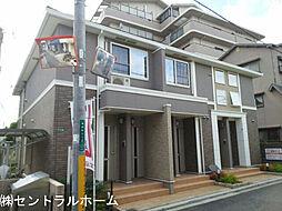 大阪府堺市北区蔵前町3丁の賃貸アパートの外観