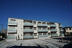 千葉県木更津市文京3丁目の賃貸マンションの外観