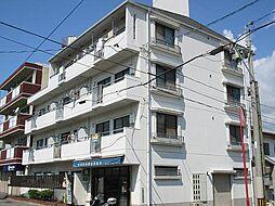平稲ビル[4階]の外観