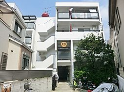 キューブ武庫川1[3階]の外観