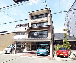 京都府京都市上京区猪熊通上立売上る西北小路町の賃貸マンションの外観