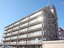 大阪府大東市緑が丘1丁目の賃貸マンションの外観