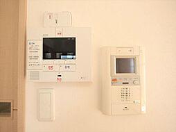 TVモニター付インターホン・セコム付(オートロック付)