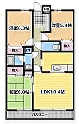 NR豊島園[1階]の間取り