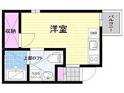 下新庄駅 5.3万円