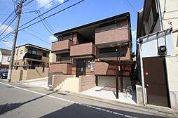 東京都杉並区下井草3丁目の賃貸アパートの外観