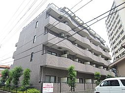 埼玉県川口市上青木1丁目の賃貸マンションの外観