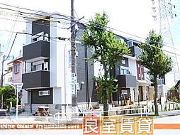 愛知県名古屋市瑞穂区釜塚町2丁目の賃貸アパートの外観