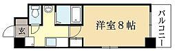 S・C OKUBO[5階]の間取り