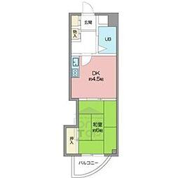 上社駅 3.5万円