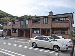 JR吉備線 備前一宮駅 徒歩15分の賃貸アパート