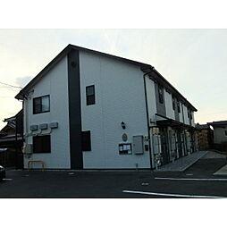 愛知県豊田市住吉町前邸の賃貸アパートの外観