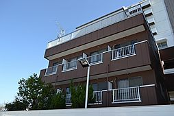 東京都江戸川区中葛西1の賃貸マンションの外観