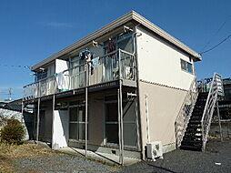 勝田サンコーポ A棟[102号室]の外観