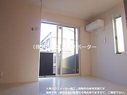 東京都八王子市台町4丁目の賃貸アパートの外観