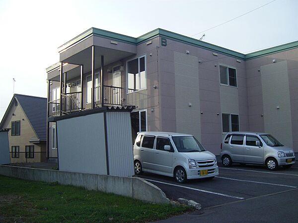ツインクル西御料B 2階の賃貸【北海道 / 旭川市】