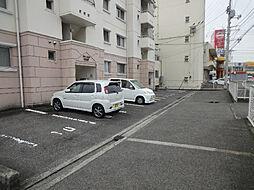 愛媛県松山市東石井2丁目の賃貸マンションの外観