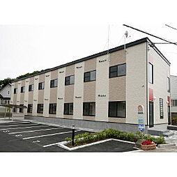 北海道室蘭市母恋南町3丁目の賃貸アパートの外観