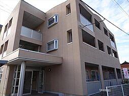 マイハウス[2階]の外観