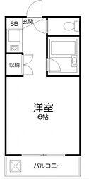 第7小島ビル[1階]の間取り