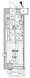 メイクスデザイン東向島[5階]の間取り