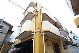 愛知県名古屋市天白区元八事4の賃貸マンションの外観