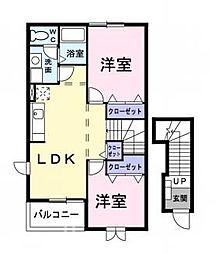 阿品駅 5.2万円