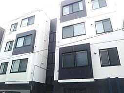 ブルースカイ札幌中央[401号室号室]の外観