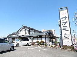和食麺処サガミ 木場店営業時間 AM11:00〜PM24:00        (L.O.23:30)駐車場45台あり 徒歩 約8分(約600m)