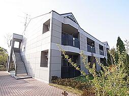 千葉県我孫子市中里の賃貸マンションの外観