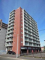 北海道札幌市東区北九条東3丁目の賃貸マンションの外観