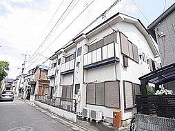 東京都足立区島根1の賃貸アパートの外観