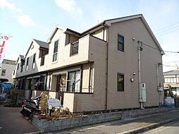 愛知県名古屋市守山区脇田町の賃貸アパートの外観