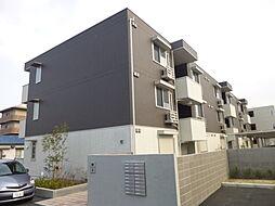 兵庫県伊丹市森本4丁目の賃貸アパートの外観