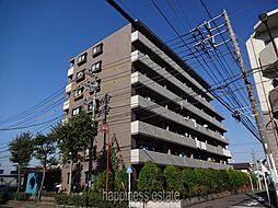 神奈川県相模原市中央区淵野辺本町3丁目の賃貸マンションの外観