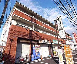 京都府久世郡久御山町市田の賃貸マンションの外観