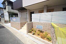 兵庫県尼崎市塚口本町2丁目の賃貸アパートの外観