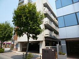 宮城県仙台市若林区土樋の賃貸マンションの外観